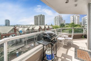 """Photo 30: 701 1235 QUAYSIDE Drive in New Westminster: Quay Condo for sale in """"RIVIERA TOWER"""" : MLS®# R2611498"""