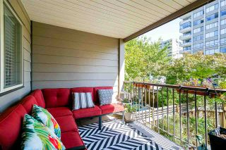 Photo 16: 103 737 HAMILTON STREET in New Westminster: Uptown NW Condo for sale : MLS®# R2403545