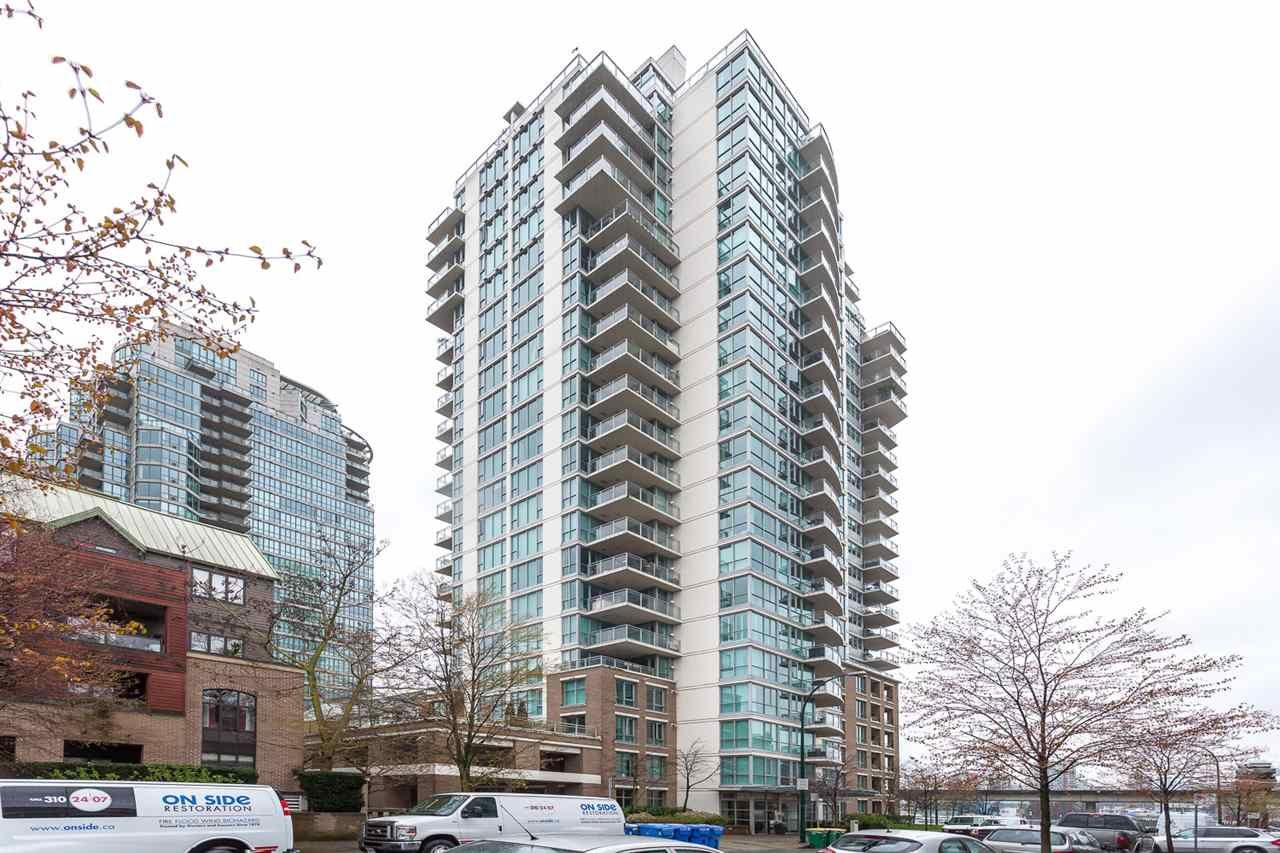 "Main Photo: 1602 120 MILROSS Avenue in Vancouver: Mount Pleasant VE Condo for sale in ""THE BRIGHTON"" (Vancouver East)  : MLS®# R2043012"
