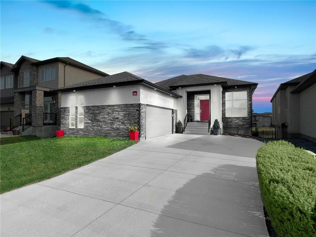 Main Photo: 86 Red Lily Road in Winnipeg: Sage Creek Residential for sale (2K)  : MLS®# 202119687