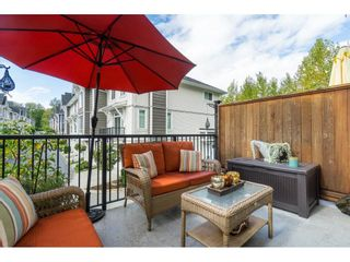 """Photo 30: 4 3039 156 Street in Surrey: Grandview Surrey Townhouse for sale in """"NICHE"""" (South Surrey White Rock)  : MLS®# R2502386"""