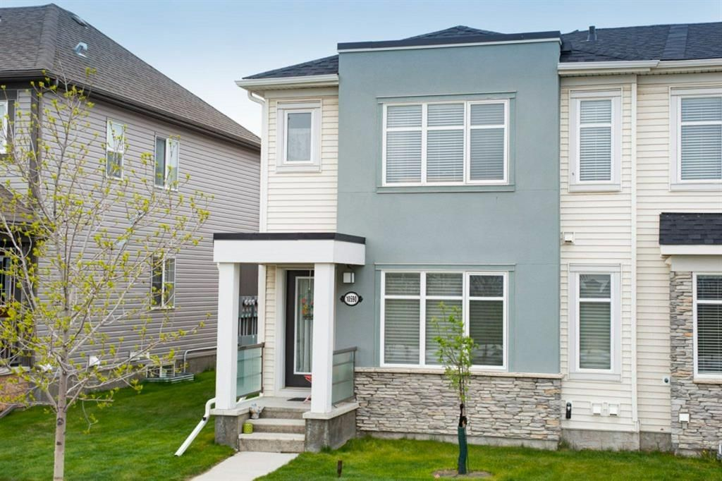 Main Photo: 10590 Cityscape Drive NE in Calgary: Cityscape Row/Townhouse for sale : MLS®# A1111547