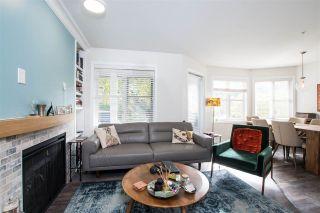 """Photo 6: 106 2175 W 3RD Avenue in Vancouver: Kitsilano Condo for sale in """"SEA BREEZE"""" (Vancouver West)  : MLS®# R2531053"""