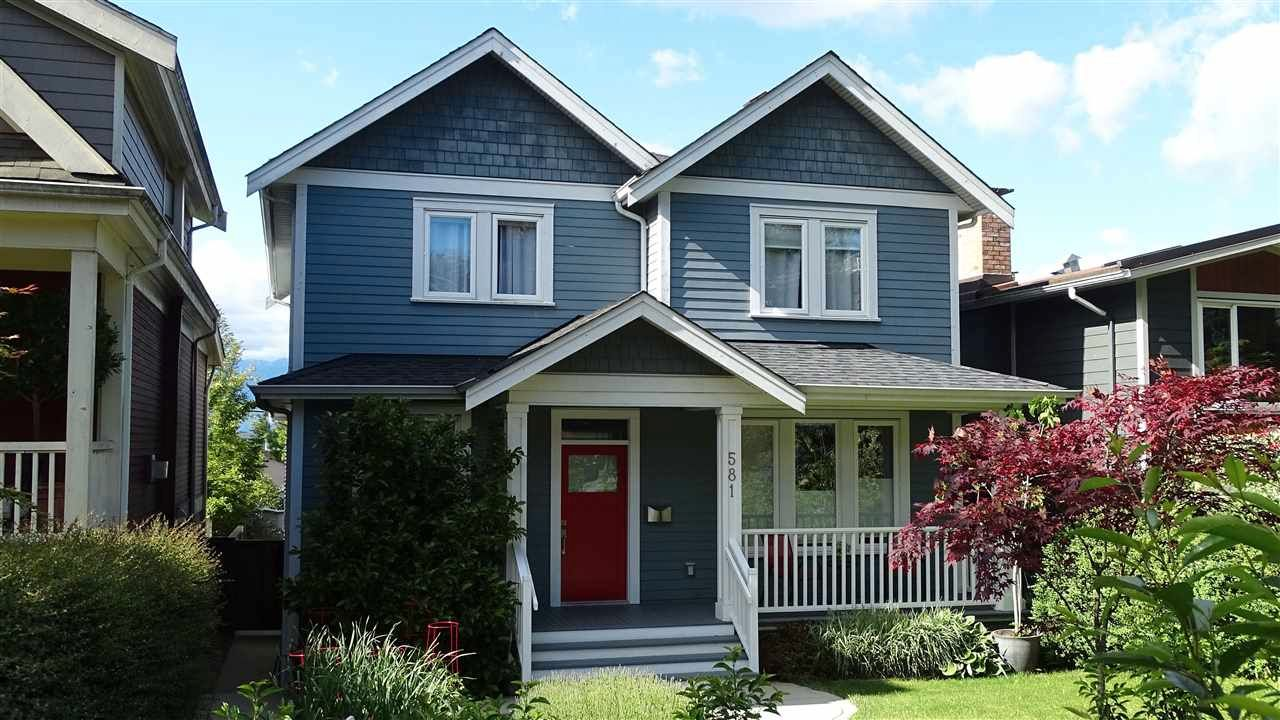 Main Photo: 581 E 30TH Avenue in Vancouver: Fraser VE House for sale (Vancouver East)  : MLS®# R2589830