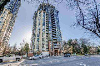 """Photo 1: 1607 13380 108 Avenue in Surrey: Whalley Condo for sale in """"CITYPOINT"""" (North Surrey)  : MLS®# R2529584"""