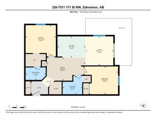 Photo 30: 320 7511 171 Street in Edmonton: Zone 20 Condo for sale : MLS®# E4225318