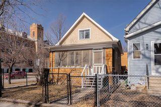 Photo 1: 679 Garwood Avenue in Winnipeg: Osborne Village Residential for sale (1B)  : MLS®# 202106168