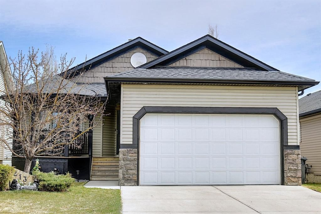 Main Photo: 213 westcreek Springs: Chestermere Detached for sale : MLS®# A1102308