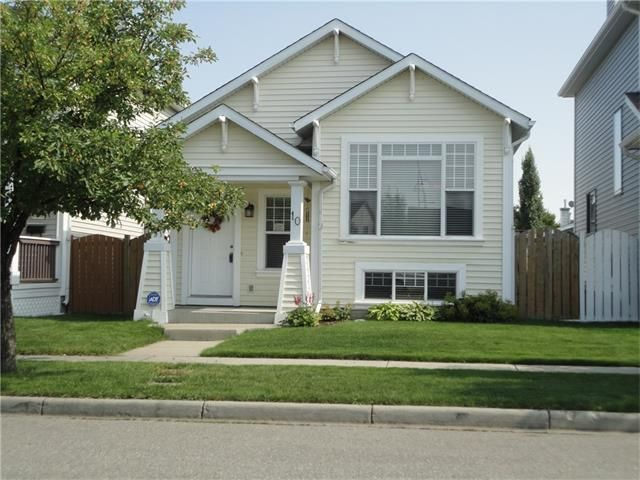 Main Photo: 10 INVERNESS Place SE in Calgary: McKenzie Towne House for sale : MLS®# C4025398