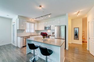 """Photo 2: 208 1152 WINDSOR Mews in Coquitlam: New Horizons Condo for sale in """"Parker House by Polygon"""" : MLS®# R2599075"""