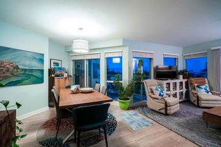 """Photo 5: 407 8420 JELLICOE Street in Vancouver: South Marine Condo for sale in """"THE BOARDWALK"""" (Vancouver East)  : MLS®# R2618056"""