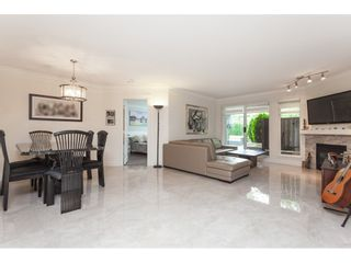"""Photo 2: 103 6385 121 Street in Surrey: Panorama Ridge Condo for sale in """"BOUNDARY PARK PLACE"""" : MLS®# R2391175"""