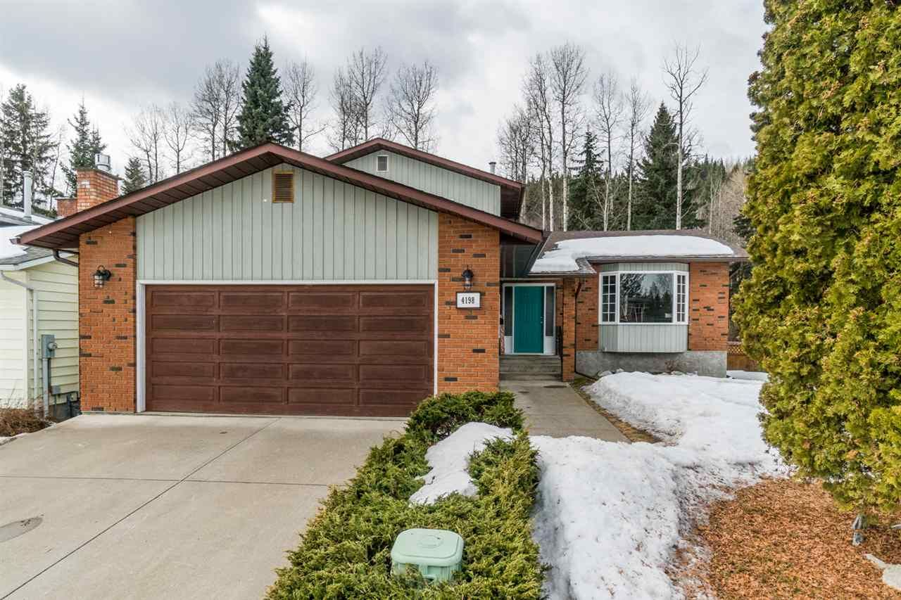 Main Photo: 4198 JACKSON Crescent in Prince George: Pinecone House for sale (PG City West (Zone 71))  : MLS®# R2556814
