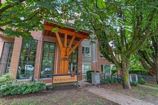 "Photo 1: 108 139 W 22ND Street in North Vancouver: Central Lonsdale Condo for sale in ""Anderson Walk"" : MLS®# R2402115"