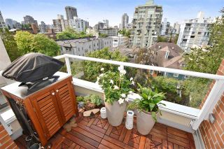 Photo 20: 601 1935 HARO STREET in Vancouver: West End VW Condo for sale (Vancouver West)  : MLS®# R2297412