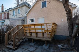 Photo 17: 331 Simcoe Street in Winnipeg: West End Residential for sale (5A)  : MLS®# 202106535