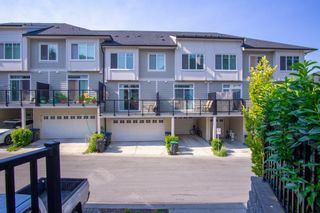 Photo 1: 107 13670 62 Avenue in Surrey: Sullivan Station Townhouse for sale : MLS®# R2597930