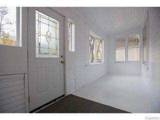 Photo 2: 757 Ashburn Street in WINNIPEG: West End / Wolseley Residential for sale (West Winnipeg)  : MLS®# 1527184