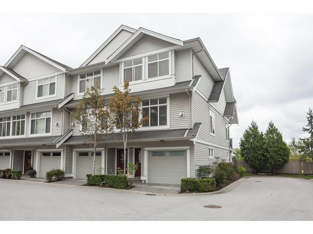 """Main Photo: 14 19330 69 Avenue in Surrey: Clayton Townhouse for sale in """"MONTEBELLO"""" (Cloverdale)  : MLS®# R2420191"""