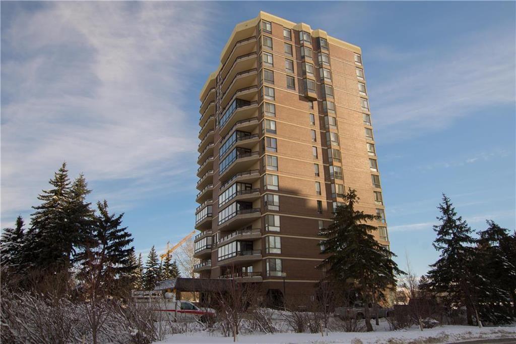 Main Photo: 802 160 Tuxedo Avenue in Winnipeg: Tuxedo Condominium for sale (1E)  : MLS®# 1931194