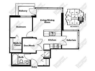"""Photo 11: 1403 1001 RICHARDS Street in Vancouver: Downtown VW Condo for sale in """"MIRO"""" (Vancouver West)  : MLS®# R2361718"""