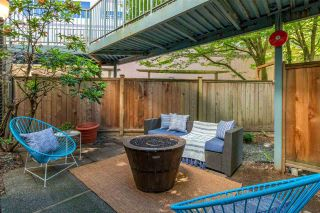 Photo 20: 108 2020 W 8 AVENUE in Vancouver: Kitsilano Townhouse for sale (Vancouver West)  : MLS®# R2585715