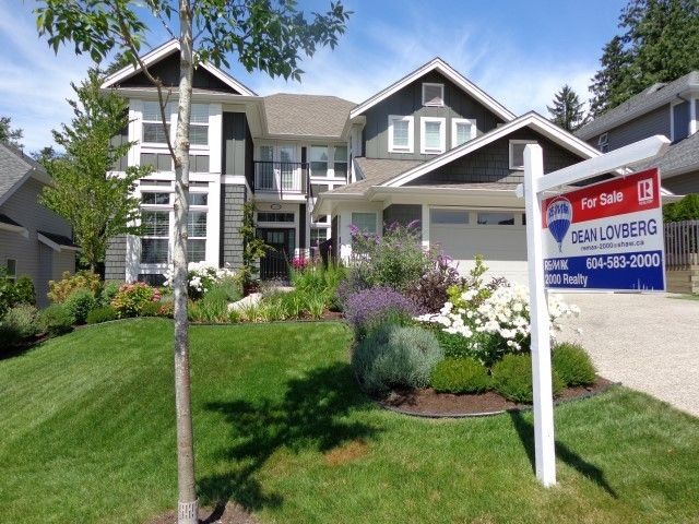 """Photo 2: Photos: 16289 61A Avenue in Surrey: Cloverdale BC House for sale in """"ESTATE AT VISTA WEST"""" (Cloverdale)  : MLS®# F1404809"""