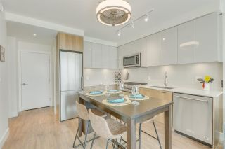 """Photo 4: 1401 258 NELSON'S Court in New Westminster: Sapperton Condo for sale in """"THE COLUMBIA"""" : MLS®# R2594061"""