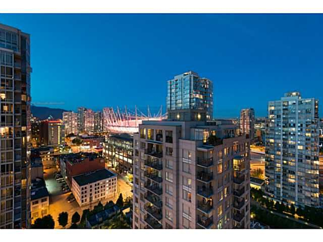Photo 7: Photos: 2101 950 Cambie St in Vancouver: Yaletown Condo for sale (Vancouver West)  : MLS®# V1011470