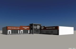 Photo 2: A-B 609 Carlton Trail in North Battleford: Yellow Sky Commercial for lease : MLS®# SK867840