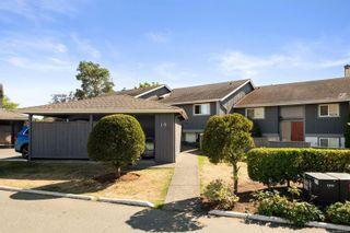 Photo 1: 19 4391 Torquay Dr in : SE Gordon Head Row/Townhouse for sale (Saanich East)  : MLS®# 854151