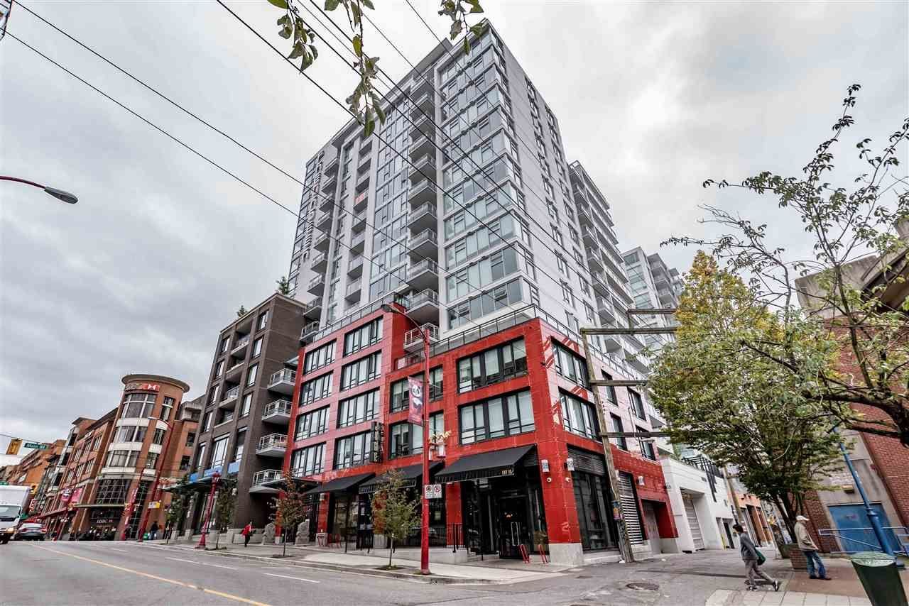 Main Photo: 1107 188 KEEFER Street in Vancouver: Downtown VE Condo for sale (Vancouver East)  : MLS®# R2112630
