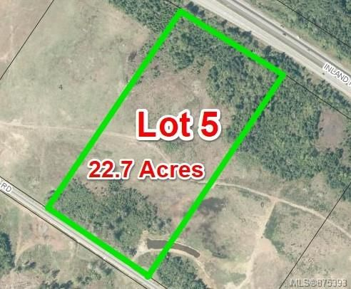 FEATURED LISTING: Lot 5 Blacktail Rd