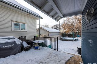 Photo 37: 405 H Avenue North in Saskatoon: Westmount Residential for sale : MLS®# SK841623