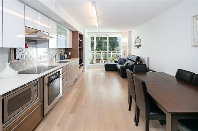 "Main Photo: 211 1635 W 3RD Avenue in Vancouver: False Creek Condo for sale in ""THE LUMEN"" (Vancouver West)  : MLS®# R2230902"