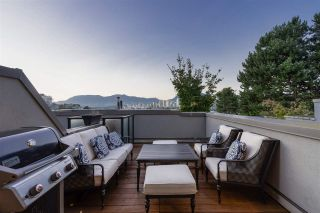 Photo 23: 1337 W 8TH AVENUE in Vancouver: Fairview VW Townhouse for sale (Vancouver West)  : MLS®# R2509754