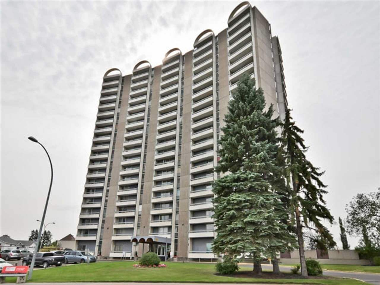 Main Photo: 2007 10883 SASKATCHEWAN Drive in Edmonton: Zone 15 Condo for sale : MLS®# E4241770