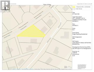 Photo 1: LOT 1 JOHNSTON ROAD in Quesnel: Vacant Land for sale : MLS®# R2624633