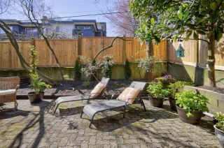 Photo 22: 7 1620 BALSAM STREET in Vancouver: Kitsilano Condo for sale (Vancouver West)  : MLS®# R2565258
