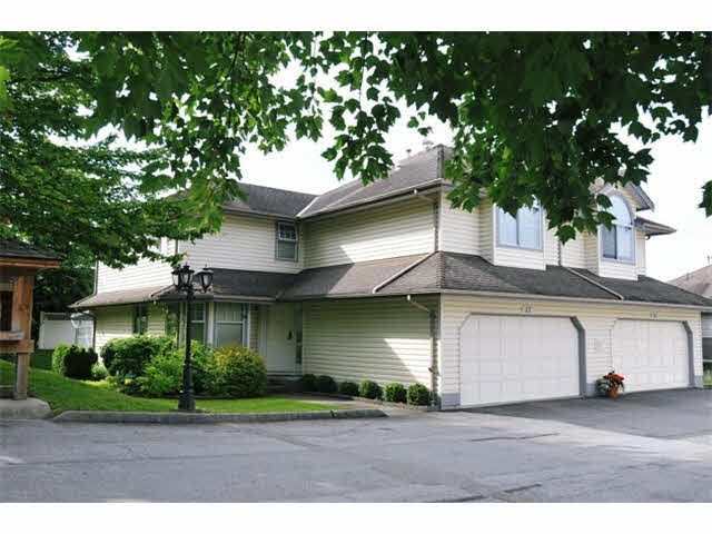 Main Photo: 12 22538 116TH Avenue in Maple Ridge: East Central Townhouse for sale : MLS®# V1072309