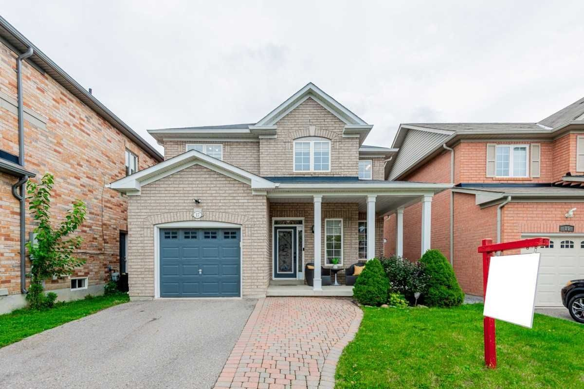 Main Photo: 17 Hammersly Boulevard in Markham: Wismer House (2-Storey) for sale : MLS®# N5371830