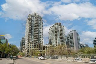 Photo 2: 353 222 Riverfront Avenue SW in Calgary: Chinatown Apartment for sale : MLS®# A1126286