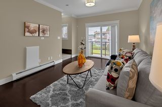 """Photo 9: 204 3488 SEFTON Street in Port Coquitlam: Glenwood PQ Townhouse for sale in """"Sefton Springs"""" : MLS®# R2527874"""