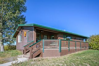 Photo 1: #100, 290187 112 Street E: Rural Foothills County Detached for sale : MLS®# A1147964