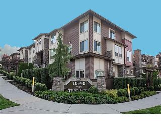 """Photo 1: 31 10550 248 Street in Maple Ridge: Thornhill MR Townhouse for sale in """"THE TERRACES"""" : MLS®# R2319742"""