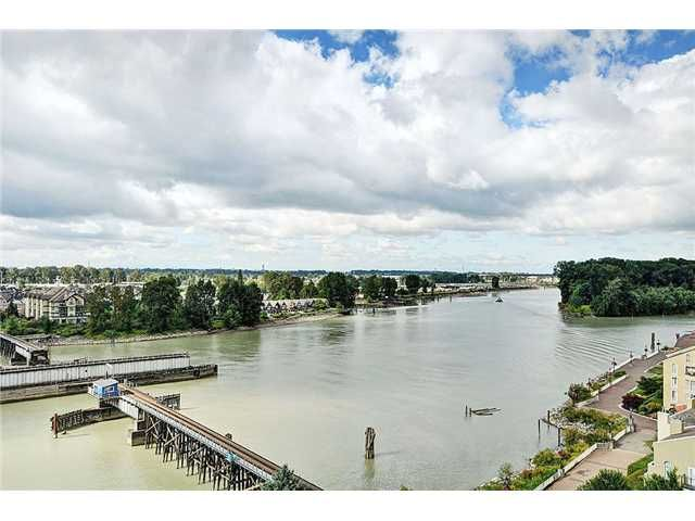"""Main Photo: # 1206 1250 QUAYSIDE DR in New Westminster: Quay Condo for sale in """"Promenade"""" : MLS®# V967970"""