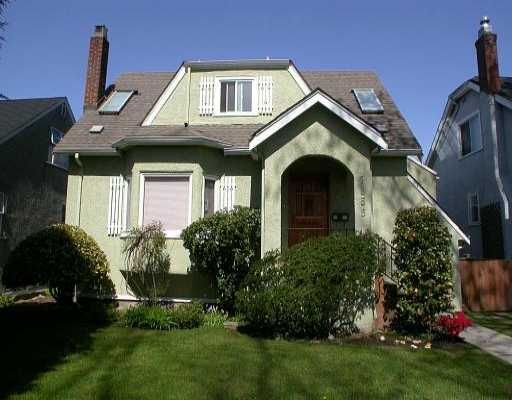 Main Photo: 2955 W 32ND AV in Vancouver: MacKenzie Heights House for sale (Vancouver West)  : MLS®# V533478