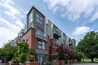 """Photo 1: 104 2688 VINE Street in Vancouver: Kitsilano Townhouse for sale in """"TREO"""" (Vancouver West)  : MLS®# R2474204"""