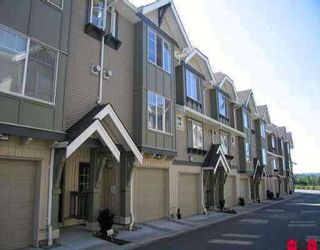"""Photo 2: 8 6651 203RD Street in Langley: Willoughby Heights Townhouse for sale in """"Sunscape"""" : MLS®# F2727651"""