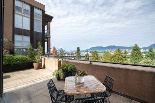 """Photo 5: 403 1529 W 6TH Avenue in Vancouver: False Creek Condo for sale in """"WSIX"""" (Vancouver West)  : MLS®# R2620601"""